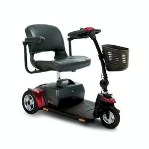3-wheel go go traveler plus