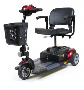 BuzzaroundXL HD 3 wheel