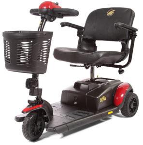 Buzzaround EX Compact Travel Scooter