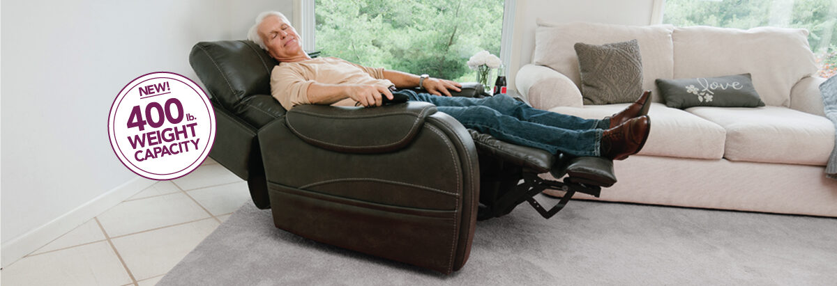 The Atlas Collection of Power Recliners